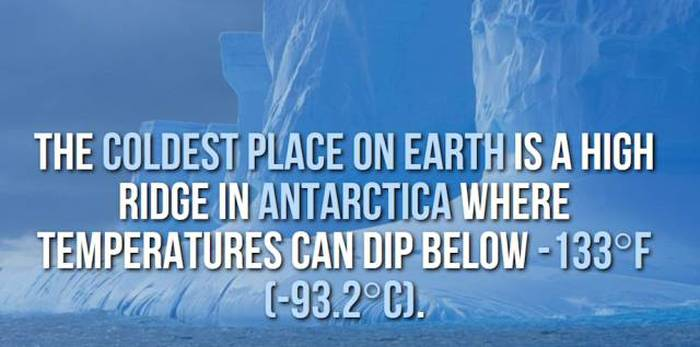 Cool And Interesting Facts About Antarctica (31 pics)