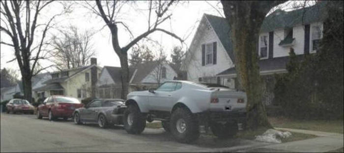 You Won't Believe That These Crazy Cars Are Actually On The Road (41 pics)