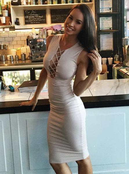 A Tight Dress Makes Almost Any Girl Instantly Hotter 51 Pics-1361