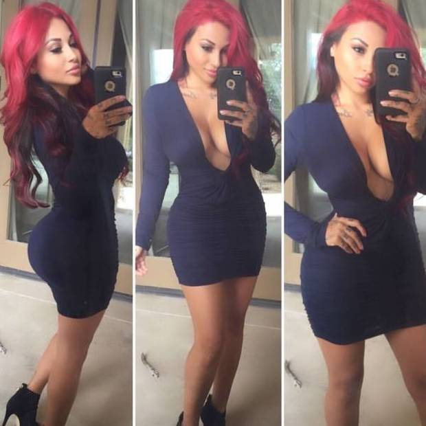 A Tight Dress Makes Almost Any Girl Instantly Hotter (51 pics)
