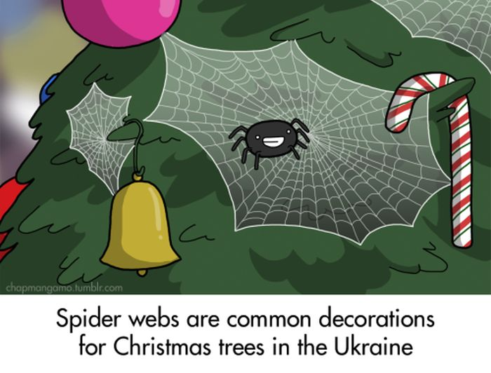 Weird And Interesting Christmas Traditions From Around The World (9 pics)
