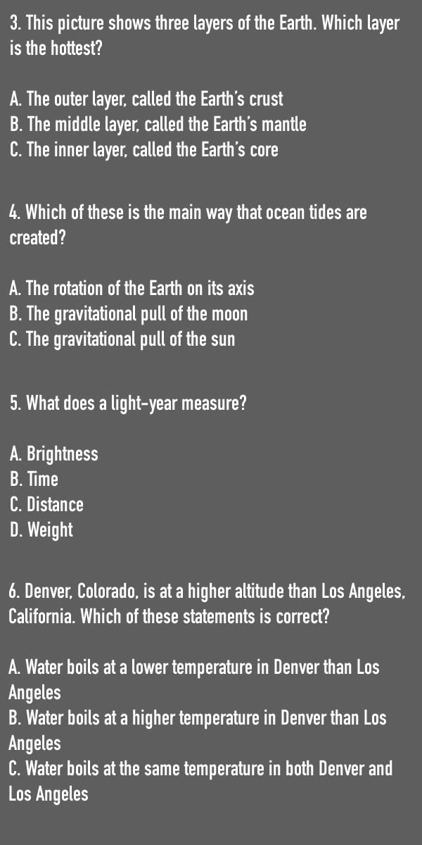 Only 6% Of Americans Knew The Answers To These Basic Science Questions (13 pics)