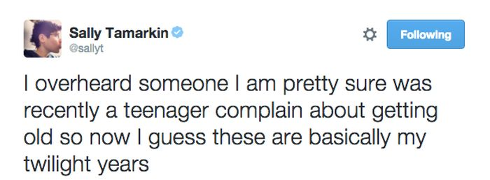 Tweets That Tell The Hilarious Truth About Getting Old (20 pics)