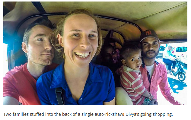 Two Australians Went On An Incredible Adventure To Find A Girl In India (23 pics)