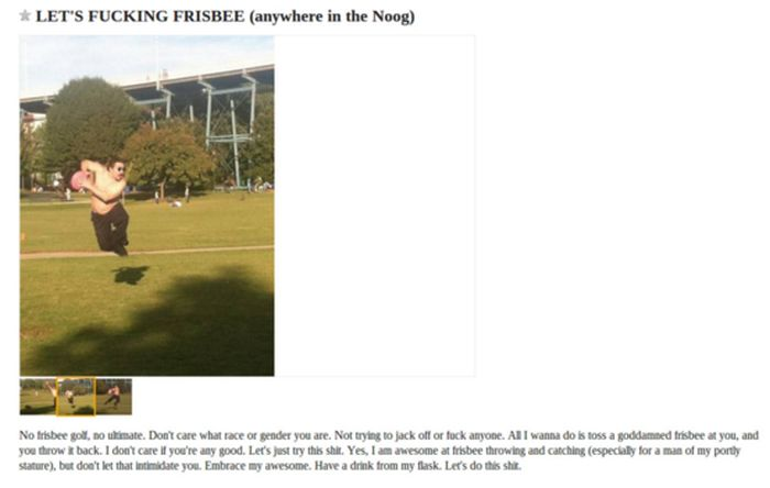 Craigslist Ads That Are Almost Too Good To Be True (11 pics)