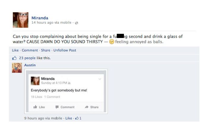 Facebook Fails That Will Instantly Fill You With Rage (19 pics)