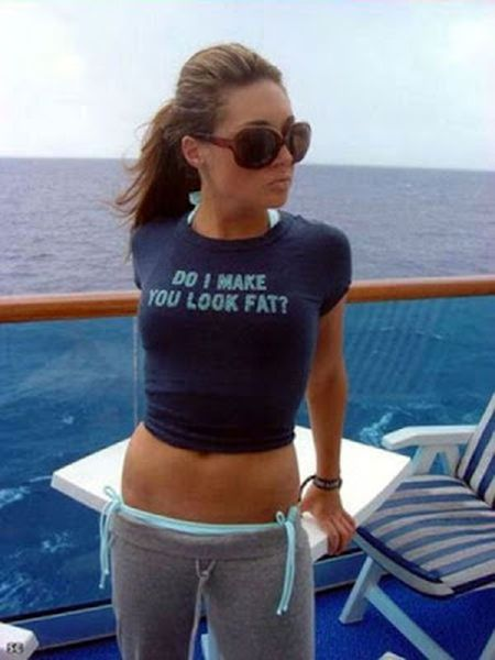 You've Got To Appreciate A Gorgeous Girl With A Great Sense Of Humor (35 pics)