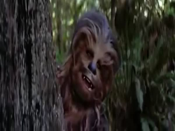 What If Chewbaccas Voice Was Voiced By Peter Griffin