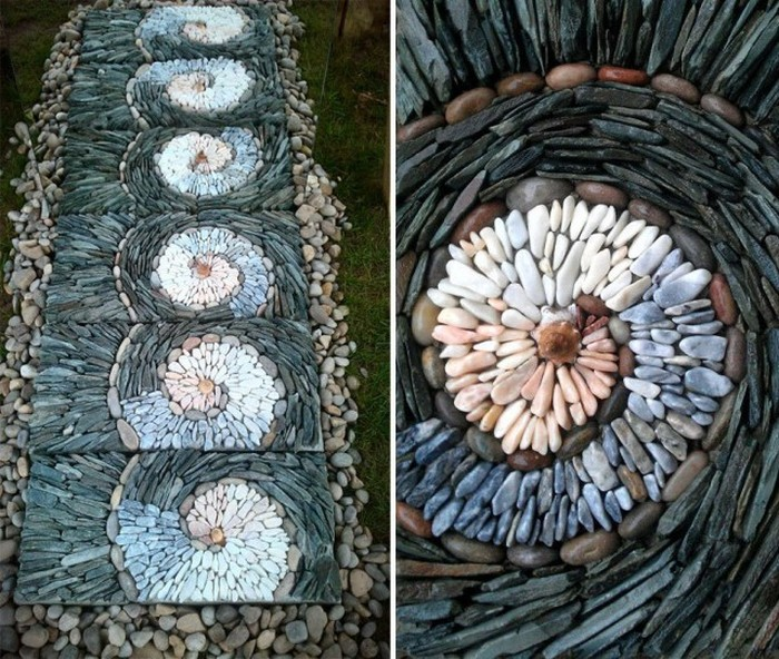 It's Amazing What Some People Can Create With Simple Stones (10 pics)