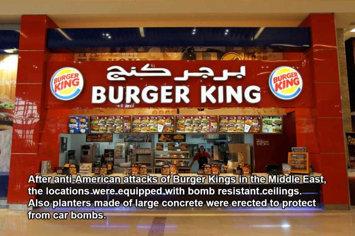 Fast Food Facts And Stats To Quench Your Thirst For Knowledge (15 pics)