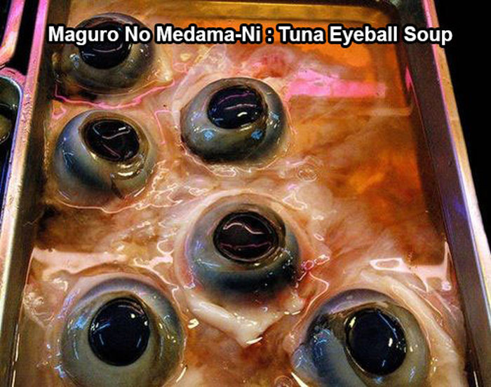 You Would Have To Be Brave To Eat These Weird Foods From Asia (10 pics)