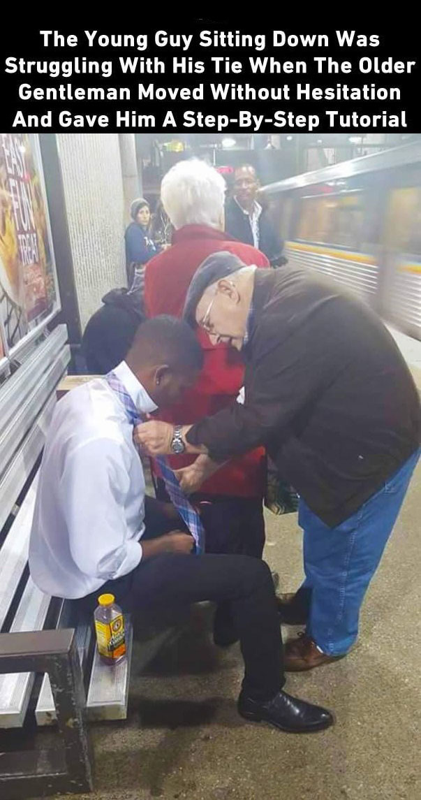 2015 Was A Year Full Of Heartwarming Moments (12 pics)