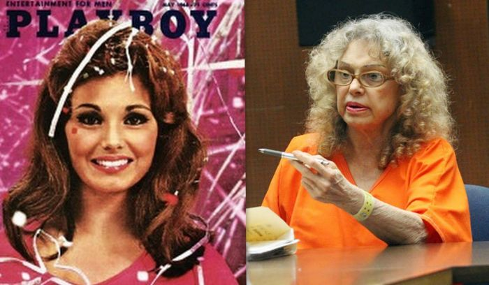 10 Playboy Playmates Who Got Caught Up In A Life Of Crime (10 pics)