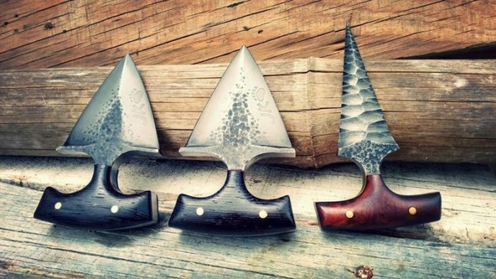 A Deadly Collection Of Push Daggers (30 pics)