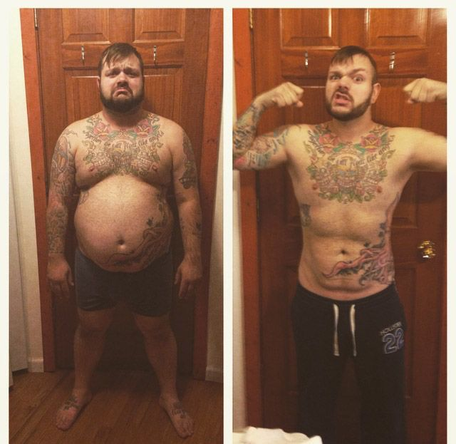 These People Worked Hard To Transform Their Bodies And It Paid Off Big Time (30 pics)
