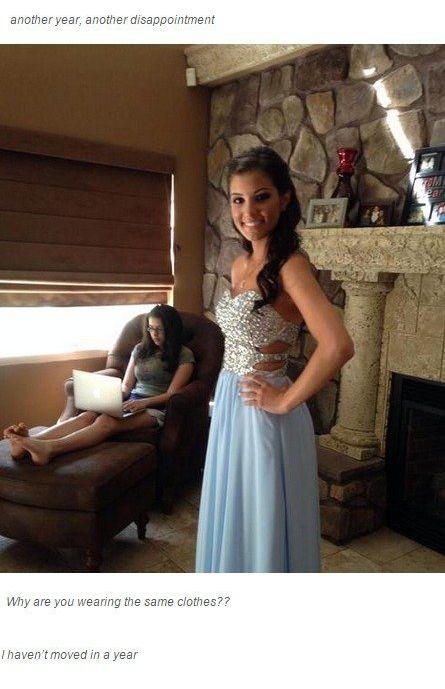 Prom Twins (2 pics)