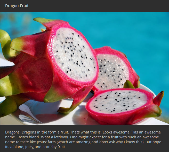 Exotic Fruits That Every Fruit Lover Needs To Try At Least Once (7 pics)