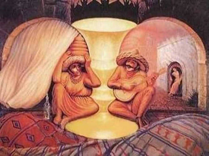 Magical Optical Illusions That Will Seriously Mess With Your Brain (21 pics)