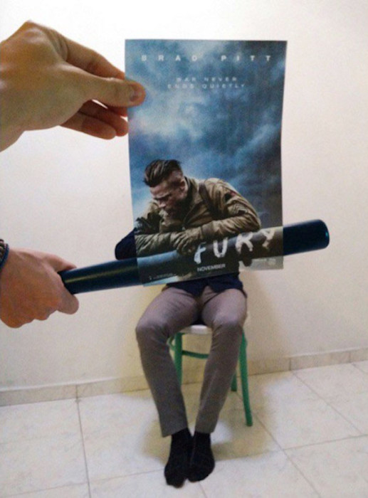 What It Looks Like When Movie Posters Keep Going (31 pics)