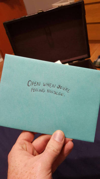 Creative Girl Gives Her Boyfriend A Very Unique Gift (26 pics)