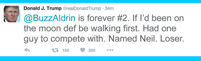 If Donald Trump Could Have Used Twitter To Comment On Historical Events (9 pics)