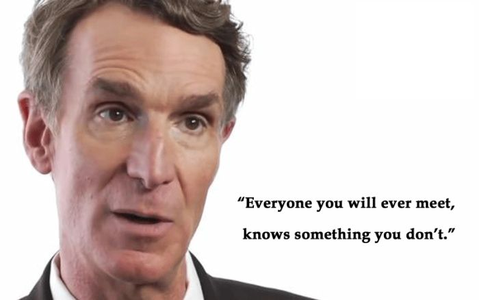 Words Of Wisdom From Bill Nye The Science Guy (8 pics)