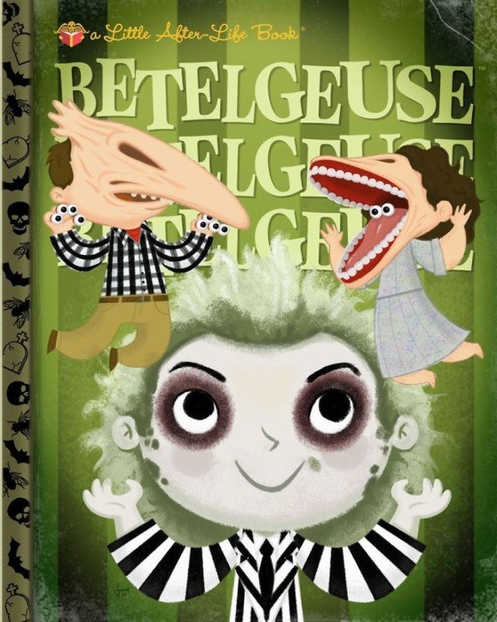 Artist Turns Pop Culture Icons Into Awesome Children's Books (30 pics)