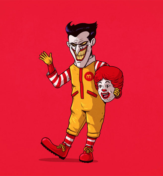 The Real Secret Identities Of Iconic Pop Culture Characters (40 pics)