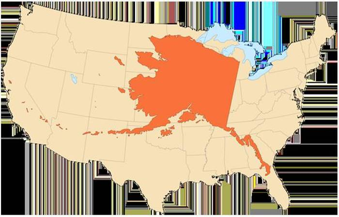 Interesting Facts And Trivia About The State Of Alaska (24 pics)