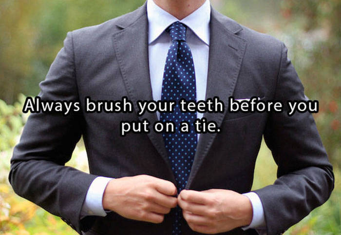 Dads Are Full Of Wisdom And Great Life Advice (25 pics)