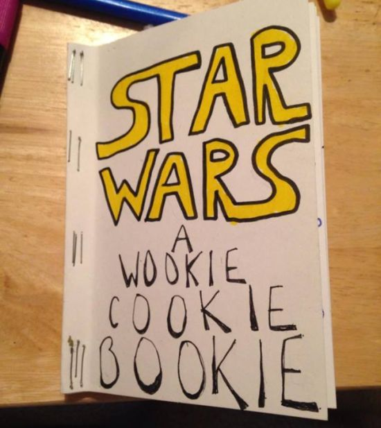 Cook Star Wars Inspired Meals With The Star Wars Wookie Cookie Bookie (8 pics)