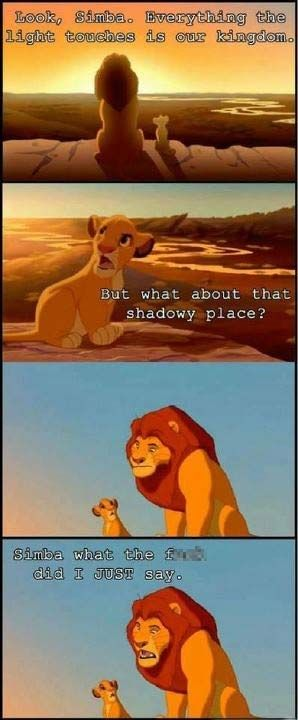 Inappropriate Captions That Will Change The Way You See Disney Movies (30 pics)