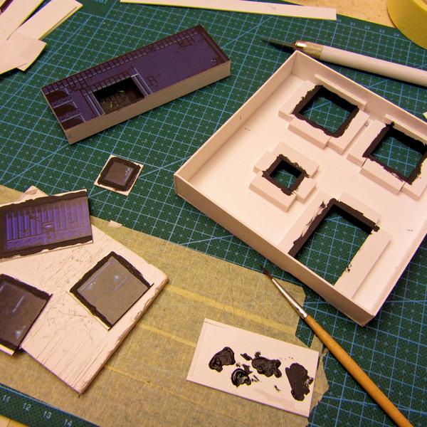 Impressive 8-Bit Dioramas Recreate Scenes From Classic Video Games (11 pics)
