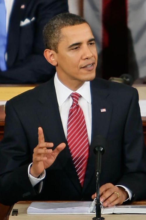 It's Crazy How Much President Obama Has Aged Since His 2009 Address (2 pics)
