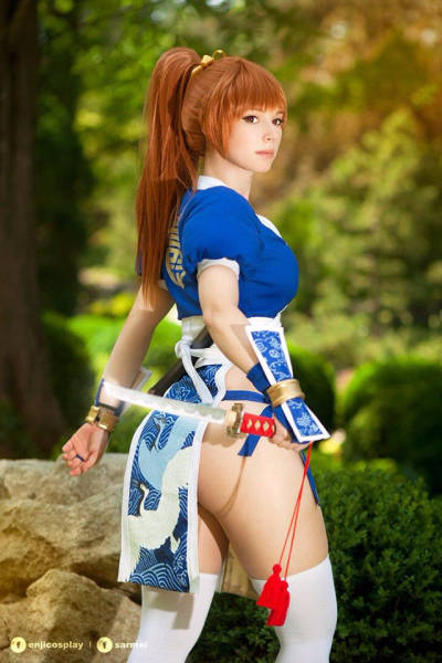 These Beautiful Cosplay Babes Will Turn Are A Fantasy Come To Life (43 pics)