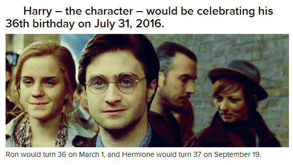 Prepare To Feel Old Thanks To These 19 Harry Potter Facts (19 pics)