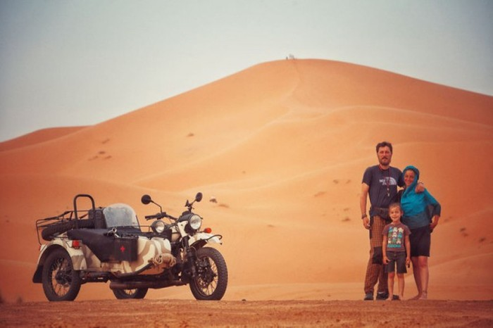 Parents Take Lucky 4 Year Old Boy On A Trip To 41 Different Countries (40 pics)