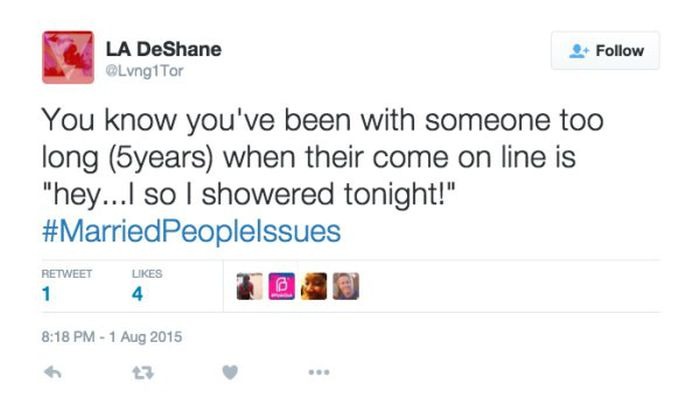 Tweets That Perfectly Sum Up What It's Like To Be Married (25 pics)