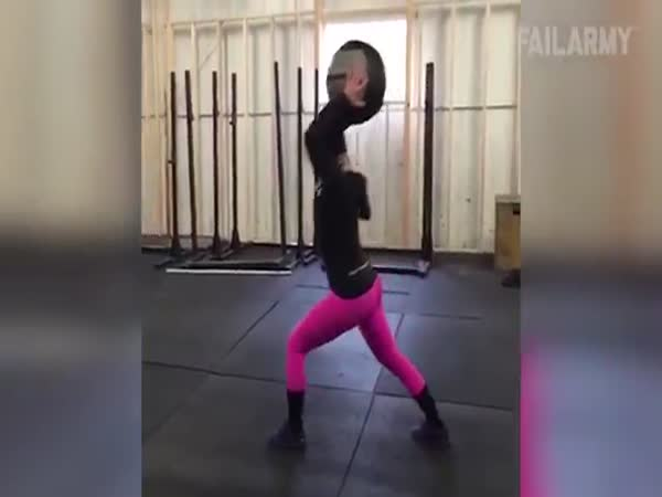 Best CrossFit And Workout Fails Compilation