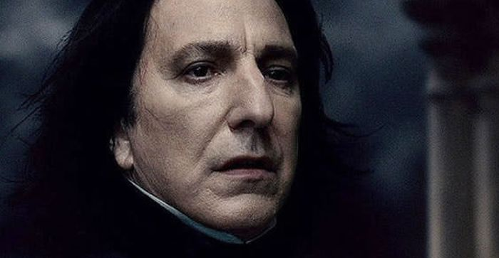 Alan Rickman's Goodbye Letter To Harry Potter Is An Appropriate Farewell (2 pics)