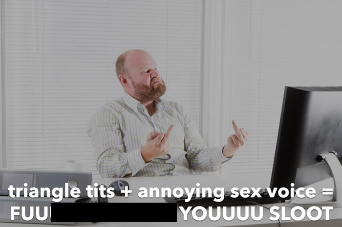 Stock Photos That Were Instantly Improved By PornHub Comments (26 pics)