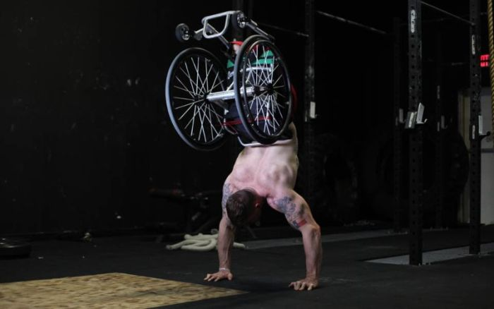 This CrossFit Trainer Is Showing The World That Nothing Is Impossible (10 pics)