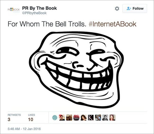 #internetabook Has Become A Hilarious Trending Topic (18 pics)