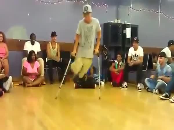 Legless Dancer