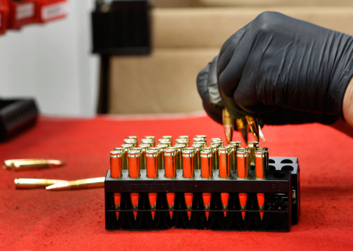 What Weapons Manufacturing Looks Like In The United States (19 pics)
