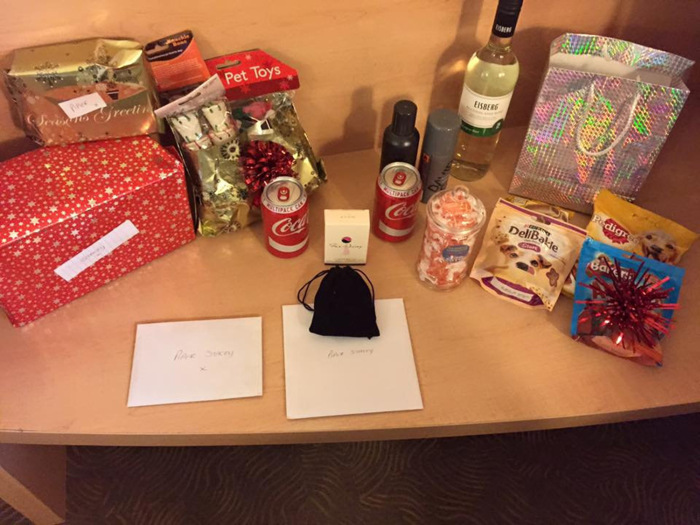 Homeless Couple Trashes A Hotel Room That Was Paid For By A Generous Woman (5 pics)
