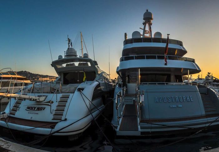 Rich People Love To Give Their Yachts Ridiculous Names (20 pics)