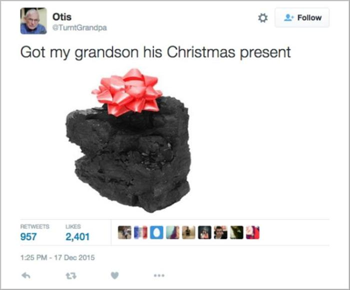 Twitter Is Being Taken Over By This Dirty Old Man (14 pics)