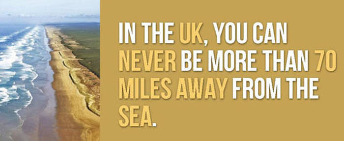 Interesting Information About The UK That Might Surprise You (31 pics)