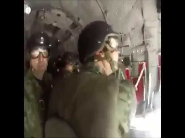 Parachute Fail